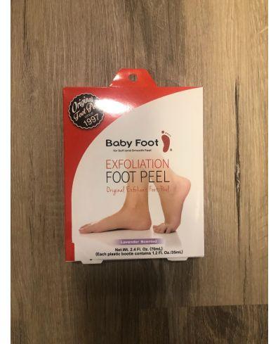 Babyfoot Exfoliation Peel